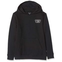 Sweat-Shirt À Capuche Vans Full Patched noir pour enfant