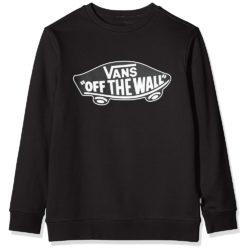 Sweat-Shirt Vans Off The Wall Crew Black (noir enfant