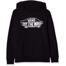 Sweat-Shirt À Capuche Vans Off The Wall noir pour enfant