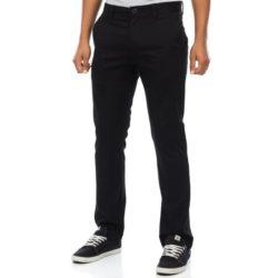 Pantalon Volcom Vorta Frickin Modern Fit Stretch Chino noir