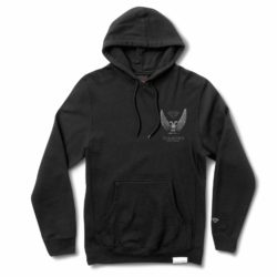Sweat à capuche Diamond Supply Co. Double Eagle Hoodie black