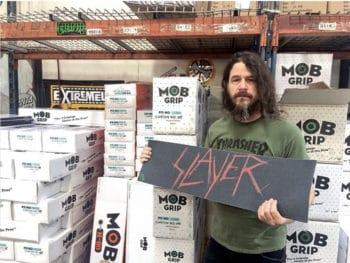 Paul Bostaph Slayer for Mob Grip