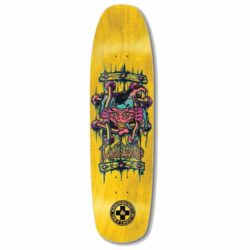 Black Label John Lucero x2 Yellow deck8.88″