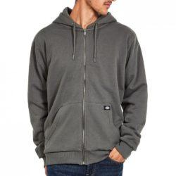Veste à capuche Dickies Kingsley grise (Charcoal Grey)
