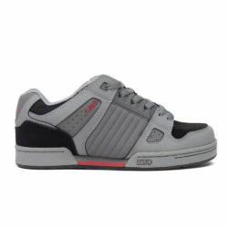 DVS Shoes Celsius Charcoal Grey Red (grises)