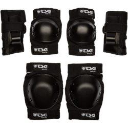 Set deprotections skateboard TSG Basic noir