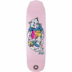Welcome skateboards pro-model Nora Vasconcellos Teddy Wicked Queen rose deck 8.6″