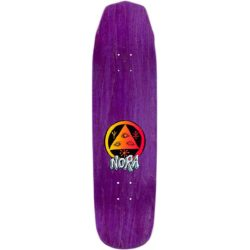 Welcome skateboards pro-model Nora Vasconcellos Teddy Wicked Queen rose deck 8.6″ Shape