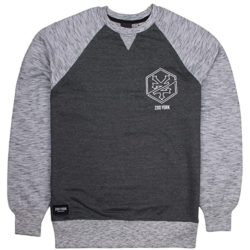 Sweat-Shirt Zoo York Kona Gris pour homme