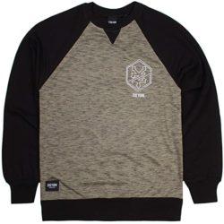 Sweat-Shirt Zoo York Kona Vert et noir