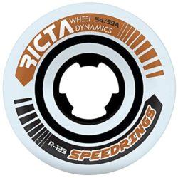 Roues de skateboard Ricta Speedrings Slim54mm99a