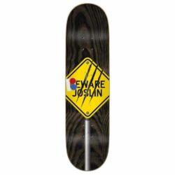 """Planche de Skateboard Plan B Joslin Beware pro-model Chris Joslin deck 8.0"""""""
