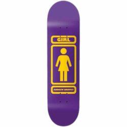 Planche de skateboard Girl 93 Til Brophy pro en taille deck 7.75″