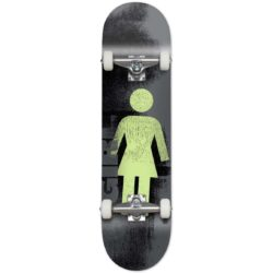 Skateboard complet Girl Bennett Roller Factory 8.0″