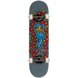 Skateboard complet Krooked Team Sweatpants LG Factory gris 8.0″