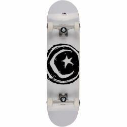 Skate complet Foundation Skateboards Star &amp Moon White7.75″