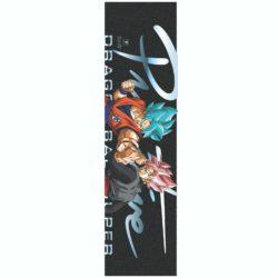 Plaque de grip pour skateboard Primitive Goku Versus