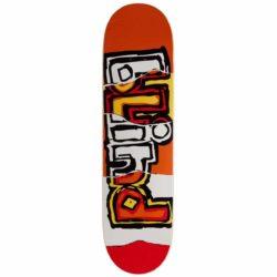 Planche de skateboard Blind OG Ripped Orange deck 8.25″