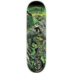 Planche de Skate Creature Martinez Playa Grande, pro-model Milton Martinez deck 8.6″