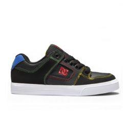 DC Shoes Pure noires pour enfants