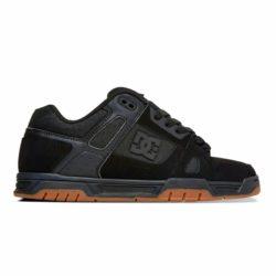 Chaussures DC Shoes Stag noires (Black Gum)