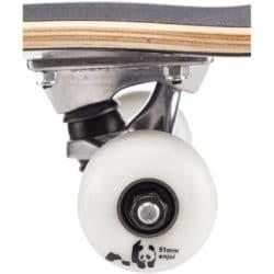 Skateboard complet Enjoi Helvetica Flame roues 51mm