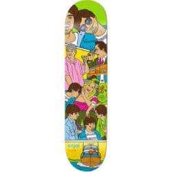 Enjoi Thaynan Weekend at Louies R7 skateboard deck 8.25″