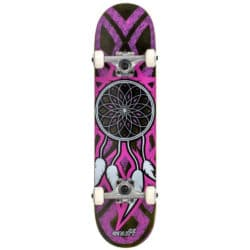 Skateboard Complet Enuff Dreamcatcher Gris & Rose 7.75″