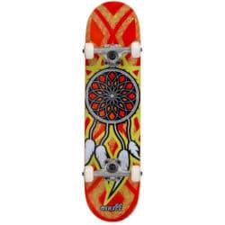 Skateboard Complet Enuff Dreamcatcher Orange & Jaune 7.75″