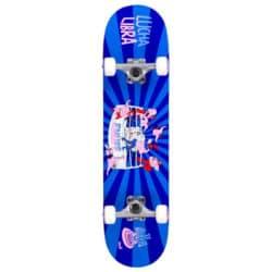 Skateboard Complet Enuff Lucha Libra Bleu 7.25″