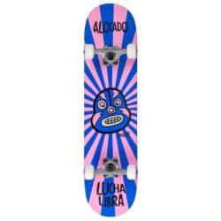 Skateboard Complet Enuff Lucha Libre Rose/bleu 7.25″