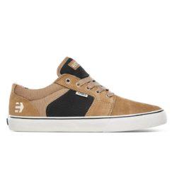 Chaussures de skate Etnies Barge LS Marron Clair (brown-black-tan)