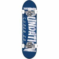 Skate complet Foundation Skateboards Thrasher Blue deck 8.0″