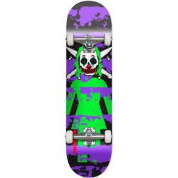 Skateboard complet Girl Mike Mo Clown Pirate Factory 8.1″