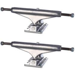 paire de Trucks de skateboard Independent Forged Titanium Stage 11 Silver 139mm