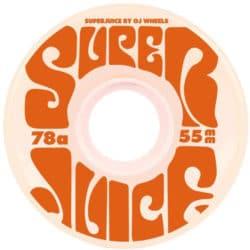 Roues de skateboard OJ Wheels Mini Super Juice 55mm/78a
