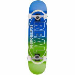 Skateboard complet Real Golden Oval Outline 7.8″