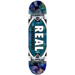 Skateboard complet Real Team Tropic Ovals 2 SM Factory 7.5″