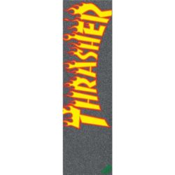 Plaque de Grip Thrasher Mob Flame Logo