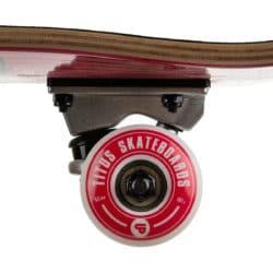"Roues Titus 53mm Skateboard complet Titus Blackbird Owl 7.75"""