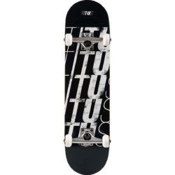 """Skateboard complet Titus Fivefold Black 8.125"""""""