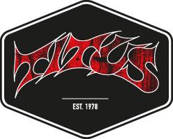 logo titus noir