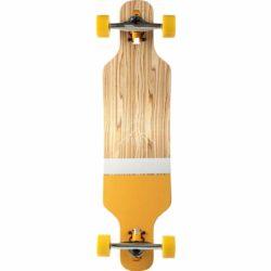 """Longboard Enfant Titus Mountain DT couleur Orange Naturel 8.25"""""""