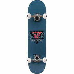 Skateboard complet Titus Triangle Smoke-Blue 7.5″
