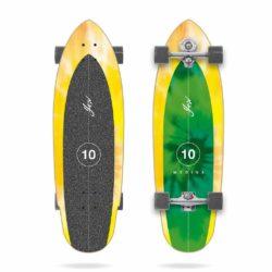 "Surfskate YOW Medina Tie Dye 33"""