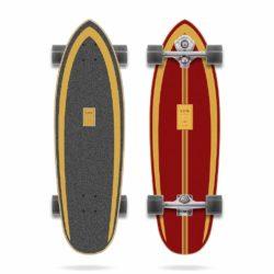 "YOW Surfskate J-Bay Power Surfing Series 33"""