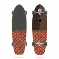 "Surfskate YOW Teahupoo Power Surfing Series 34"""