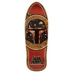 Planche de skate collector Santa Cruz Star Wars Boba Fett