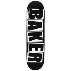 BakerBrand Logo black deck 8.475″