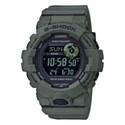 Montre Casio G-SHOCK GBD-800UC-3ER verte